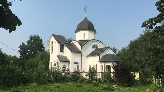 Молебен перед началом учебного года состоится в воскресенье после поздней Литургии, примерно в 11.45