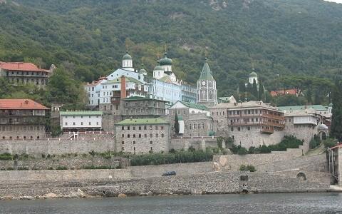 Принесение мощей святого преподобного Силуана Афонского в Москву