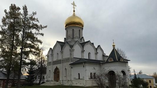 Звенигород. Саввино-Сторожевский монастырь. Октябрь 2016 г.