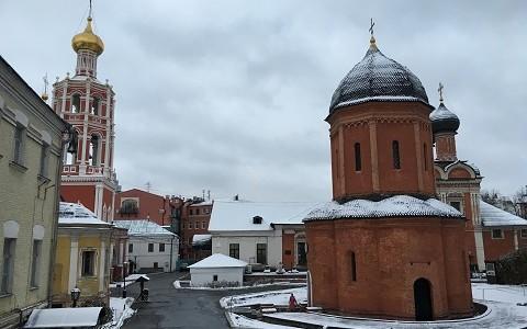 Экскурсия прихожан храма и старшей группы Детского клуба в Высоко-Петровский монастырь