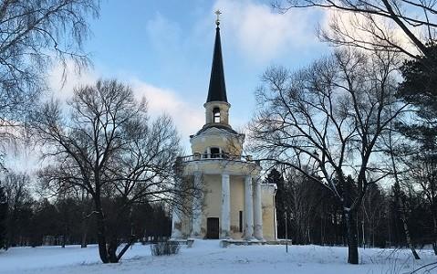 Храм Введения Божией Матери во Введенском под Звенигородом