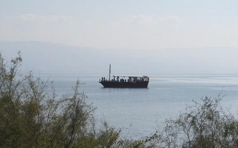 Галилейское море и его окрестности