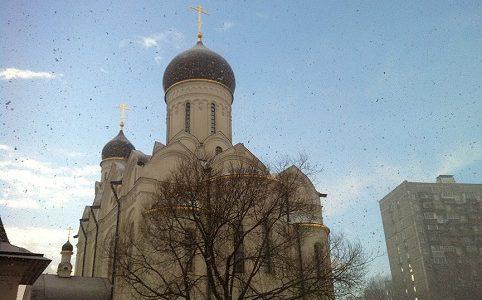 Приходское паломничество в новоосвященный Патриархом Кириллом храм преподобного Серафима Саровского в Раево в воскресенье 26 марта.