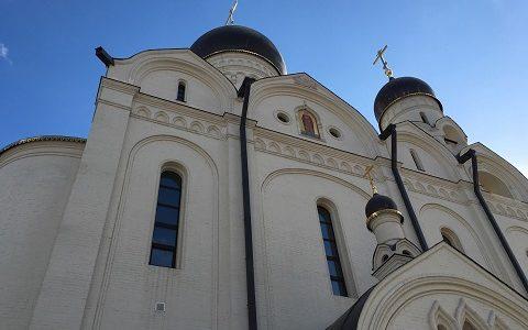 Состоялось приходское паломничество в храм преподобного Серафима Саровского в Раево