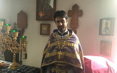 Поздравляем отца Владислава с днем священнической хиротонии 21 марта!