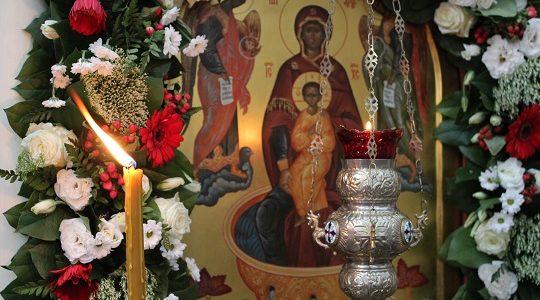 Суббота Светлой седмицы в нашем храме