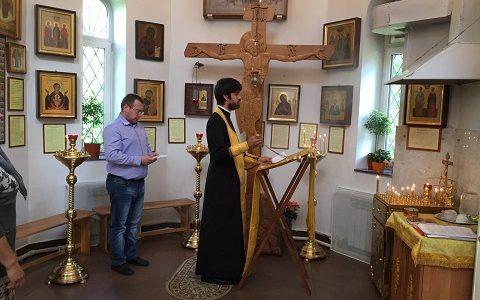 Заупокойная лития 28 июня в день памяти протоиерея Николая Скворцова (+1917)