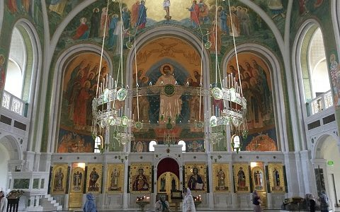 Состоялась паломническая поездка в Сретенский монастырь