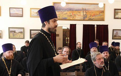 Интервью для сайта РГСУ о Дне крещения Руси