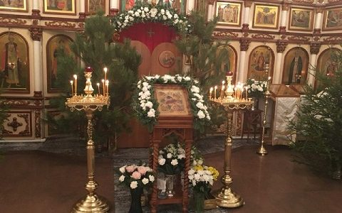Рождество Христово 2018 г.