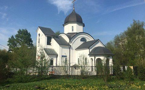 Принесение в Москву Феодоровской иконы Божией Матери из Костромы