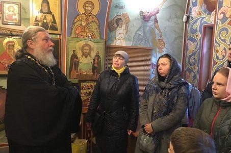 Паломническая поездка в храм Рождества Богородицы в Бутырской слободе. 30 сентября 2018 г.